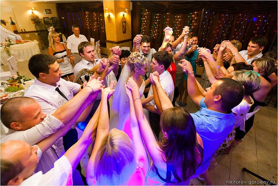 Конкурсы для свадебного вечера