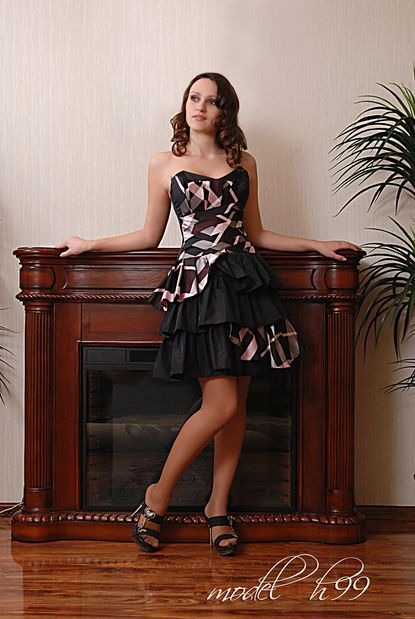 Вечернее Платье Годе С Доставкой