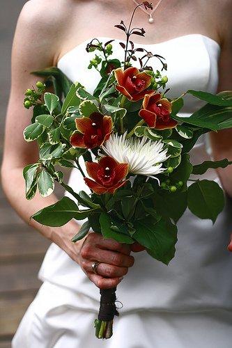 Что нужно учесть при выборе свадебного букета? » Все о СВАДЬБЕ