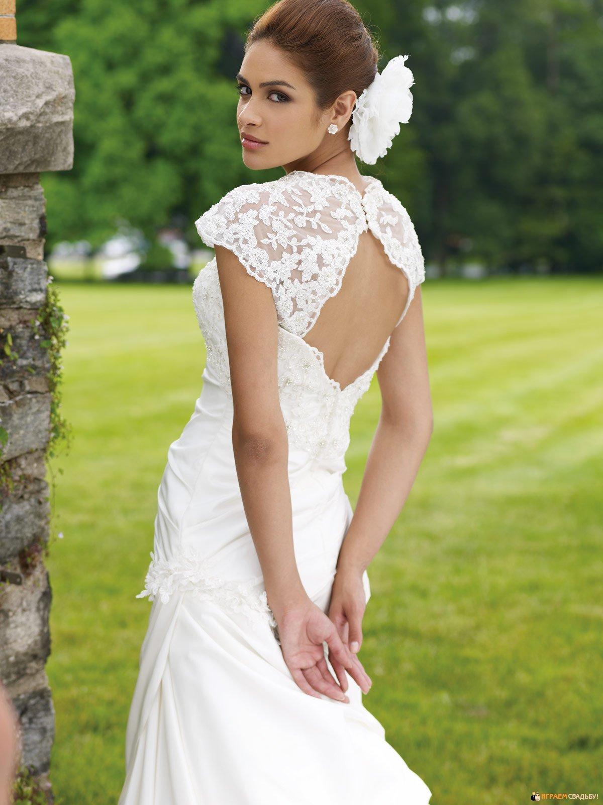 Фотоподборка свадебных платьев 121