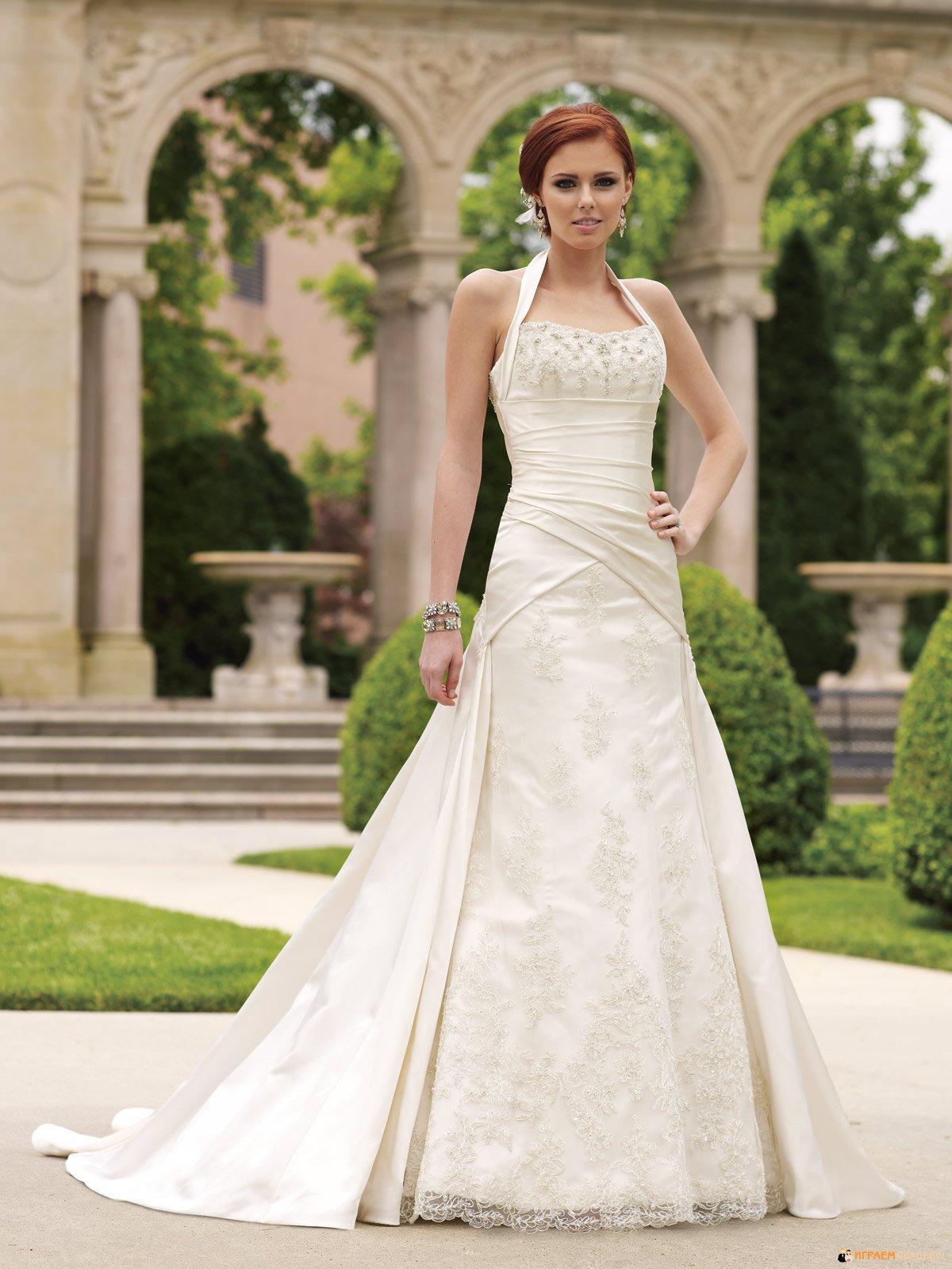 Фотоподборка свадебных платьев (121 фото