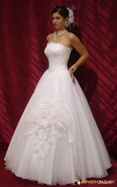 Свадебные платья фото (фотоподборка, часть 3) » Все о СВАДЬБЕ