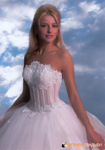 Wedding Saloon :: Свадебные платья и выкройки - Свадебные платья и