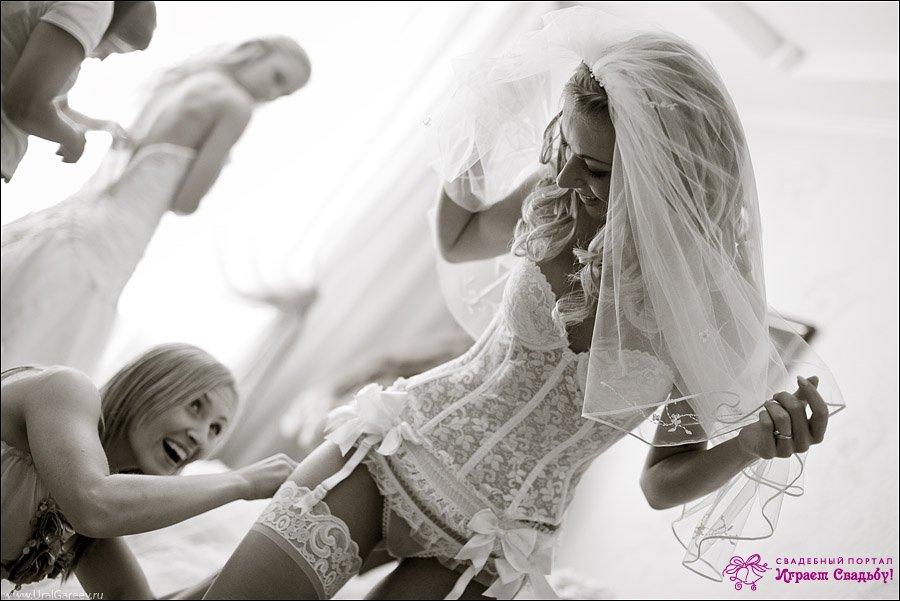 Свадебный минет