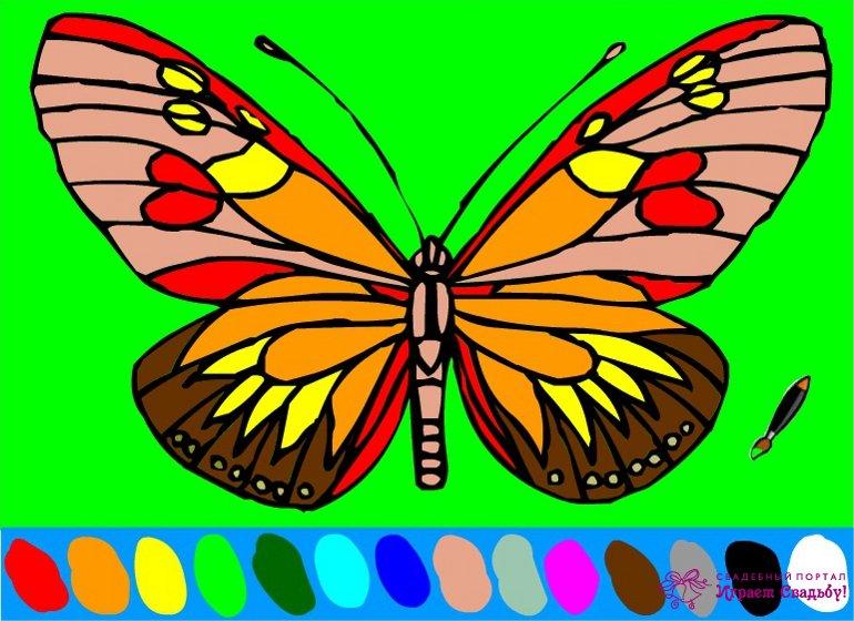 Самые интересные раскраски для девочек