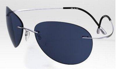 Мужские солнцезащитные очки силуэт