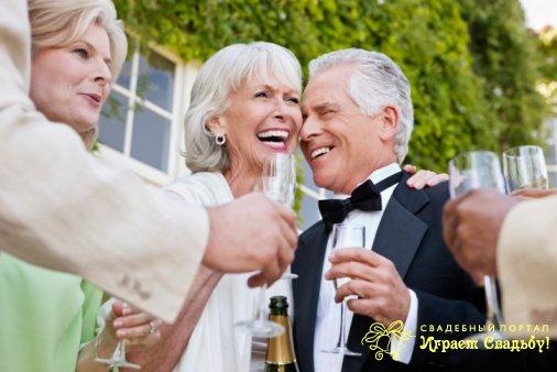 Свадьба – годовщина на 25 лет