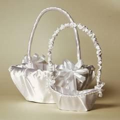 Свадебные корзинки своими руками: секреты идеального украшения 65