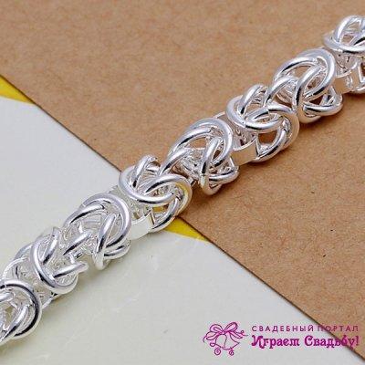 Купить золотой браслет женский дешево